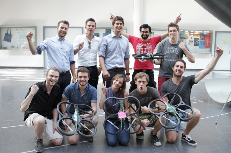 CDTM takes on Drones - CDTM