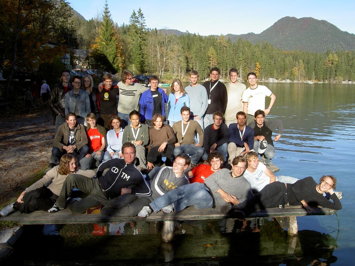 CDTM Class Spring 2002