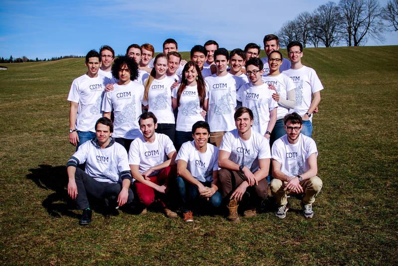 CDTM Class Spring 2014