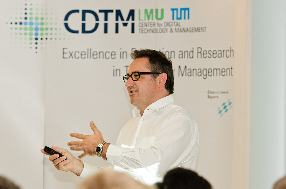 CDTM Management Team