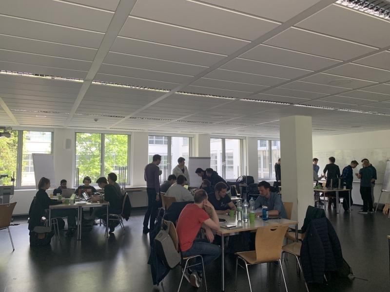 Hackathon Part Four