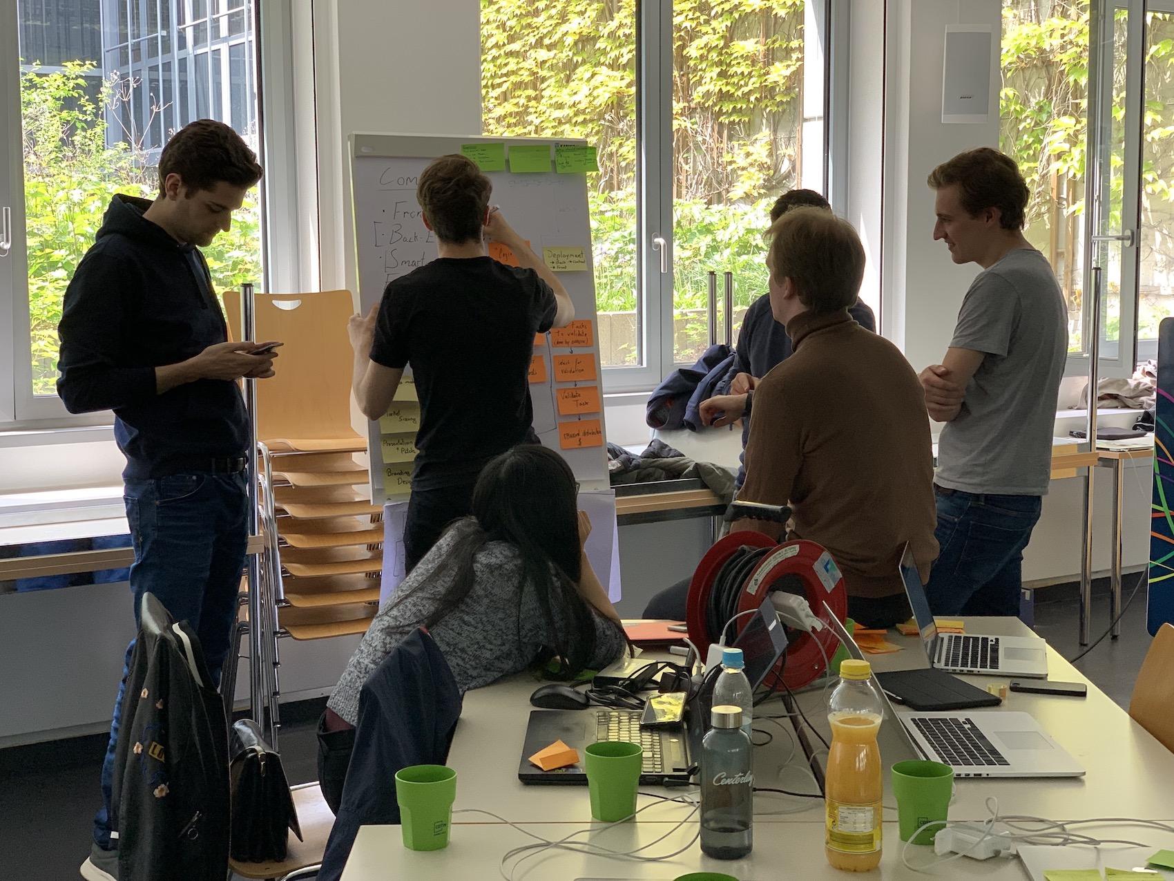 Hackathon Part One