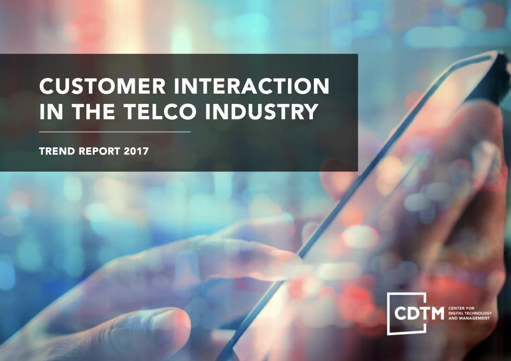 2017_Fall_Customer Interaction in the Telco Industry